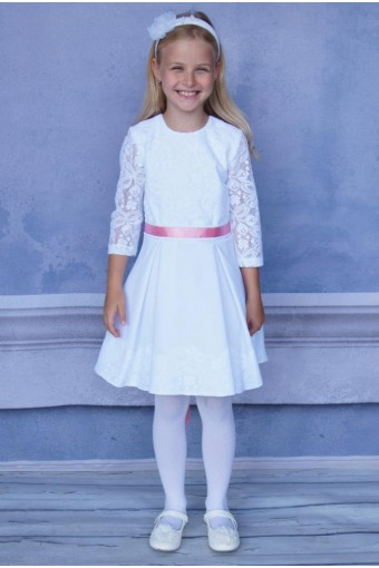 """Coctail"" Communion Dress..."