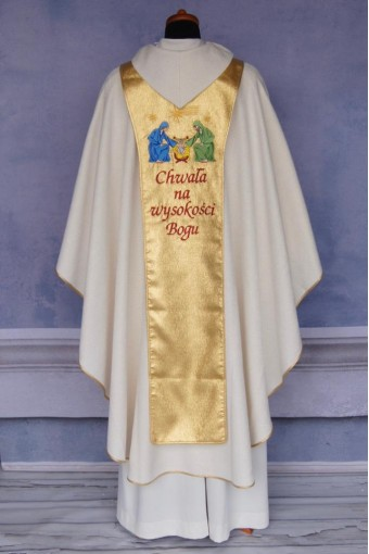 copy of Pulled-On Chasuble...