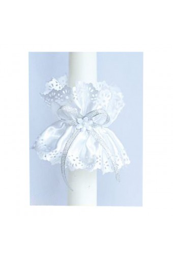 Communion Candle Ornament O12