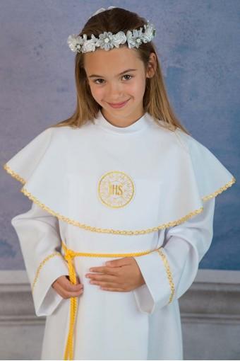 Alba komunijna dla dziewczynki (A-IIC/dz)