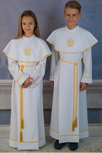 Girls Communion Alb A-IIB dz