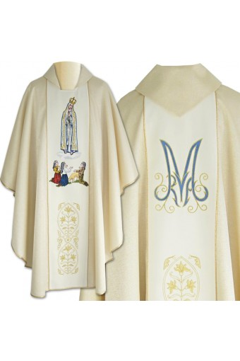 Marian Chasuble 189b