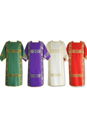 Roman Dalmatic 134 Set of 4