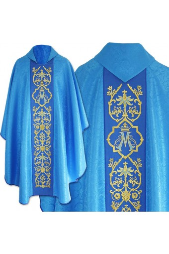 Marian Chasuble 145 blue