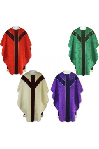 A set of 4 traditional...