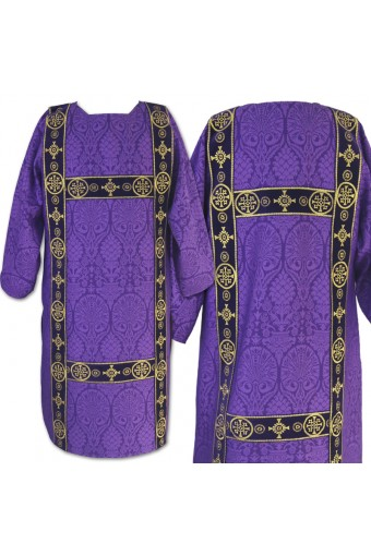 Dalmatic 203 New fabric