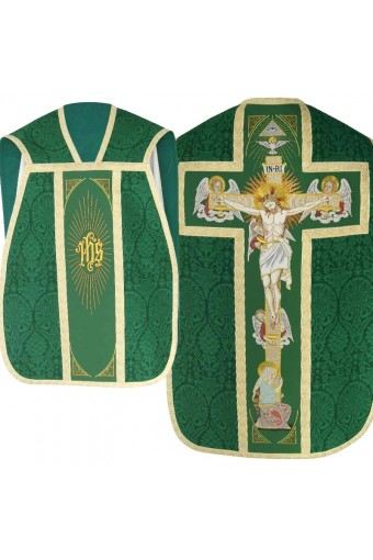 Chasuble 275 -light-golden...