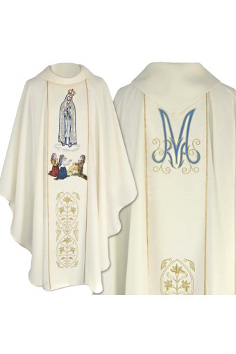 Marian Chasuble 189 cowl neck
