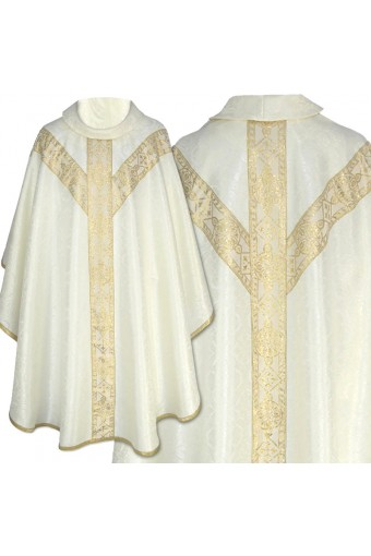 Chasuble 134 cowl neck
