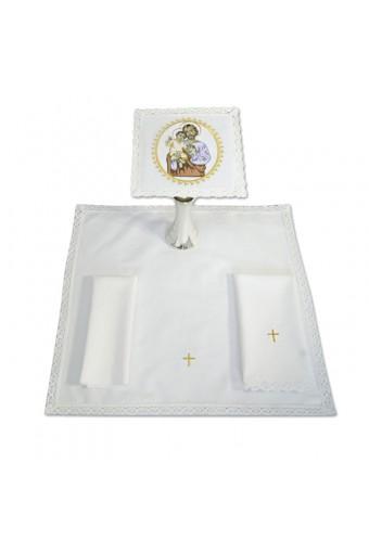 "Altar Linen Set 57 ""St...."