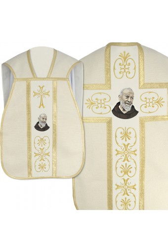 "Chasuble 296 ""Father Pio"""